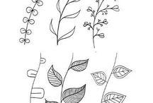 Handlettering - doodles