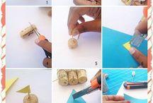 DIY - kidscrafts