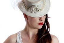 Millinery for all seasons / Original hats and fascinators and headwear that interests me / by Christine's Millinery