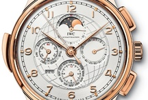 Wealthy Gentlemen's Watches