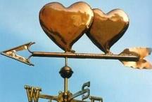 Weathervanes - wonderful works of art! / by Helen