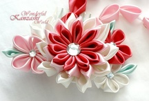 Kanzashi and Beading Inspirations / by Dodie Smith