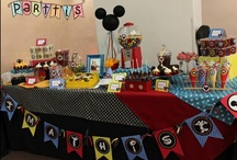 Fiesta de Mickey / Minnie Mouse :: Mickey / Minnie Mouse party