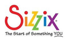 Sizzix / Sizzix puts creativity in your hands with the craftiest die cutting machines, die cutting tools, accessories, and embossing equipment in the arts and craft industry! Come learn to use Sizzix and Shop with Stuff4 for all of your Sizzix Needs! / by Stuff4Crafts