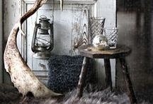 Rustic / Simplicity and natural beauty