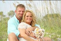 "Elope in South Carolina / Myrtle Beach, Hilton Head, Waccamaw River and other romantic locations for elopements and small weddings.  See our ""Charleston"" board for more SC ideas! / by Best-Elope-Ideas.com"