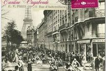 Affiches et flyers / la communication de la Cantine Vagabonde