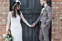 //•Wedding Bliss / by Katie Boldyryev