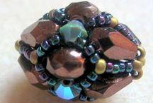 Gyöngyös bogyók - Beaded Beads