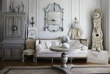 Shabby Chic / Shabby Chic interior ideas