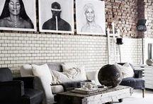 dream studio / interiors and decoration for photography studio