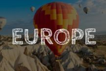 Travel to Europe / Amazing places to see in Europe! Check out more info: https://travellingbuzz.com/category/destinations/