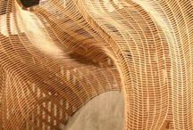 parametric wood architecture / parametric wood architecture