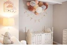 Nursery Inspirations / by Amy Vanwyk Photography