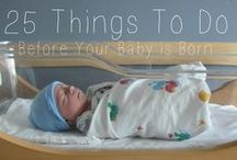 For the Soon-to-be parents... / Tips on your new arrival and advice your friends and moms might not know.