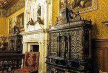 Interiors-Old charm