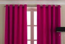 Eyelet Curtains | Window Treatment Inspiration