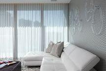Wave & S-Fold Curtain | Window Treatment Inspiration