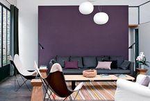 Projet Maison neuve couleurs / Agencement et Mise en couleurs d une maison neuve