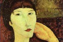 Art I love - Amedeo Modigliani