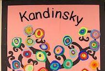 Art I love - Wassily Kandinsky