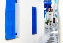 Greek Vistas / To clear your skies and lighten your thoughts, the beauty of Greece to soothe your soul.