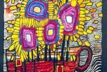 Art I love - Friedensreich Hundertwasser