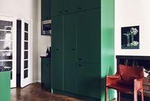 Projet Sidou Home / Appartement type Haussmannien - Rénovation - Agencement Salle de bain - cuisine - arrières cuisine