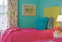 Girls Room | Window Treatment Inspirations