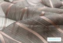 Warwick Sheer Curtain Fabric | Ideal Drape Makers