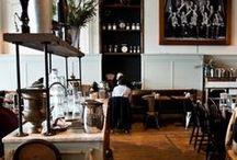 《 cafe & restaurant 》