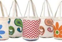 Coastal Style Bags & Totes