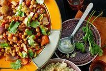 Mediterrane keuken / De mediteraanse keuken biedt veel variatie, laat je inspireren met gerechten uit Italië, Griekenland of Spanje.