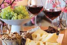 Cheese and Wine Anyone? / How About That Cheese and Wine / by Consolidated Foodservice