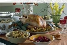 Thanksgiving Feast! / Look at all that yummy food! / by Consolidated Foodservice