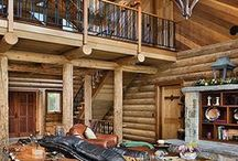 Western Decor / All kinds of Western decor: rooms, furniture, and more