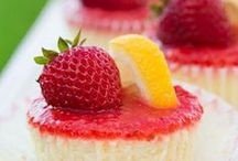 Spring Deserts / by Consolidated Foodservice