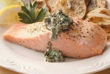 Fresh Spring Fish / by Consolidated Foodservice