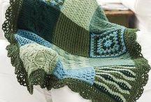 Crochet Afghans, Throws, and Blankets / by Clarinda Nunez