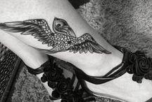 Swallow tattoo / I love my tattoo