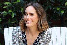 Louise Roe and Fashion / Fashion with Louise Roe:-)