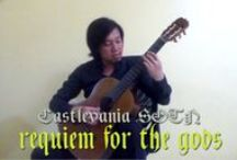 Solo Guitar Performance Videos / Paul Adrian - Guitarist's playing.  / by Paul Adrian - Guitarist