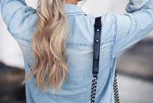 Annan tukka / Kesäblondia blondille