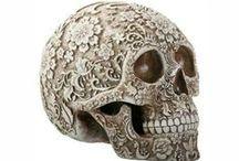 Skull in art