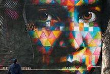 street art / by Maurizio Mozzato