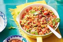 Gezond en lekker / Doe hier inspiratie op voor recepten die niet alleen gezond, maar ook heel lekker zijn.