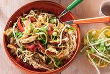 Oosterse keuken / Deze smaakvolle gerechten brengen het verre oosten verrassend dichtbij.