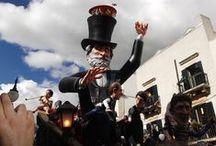Carnevale di Putignano / Il Carnevale più antico d'Europa si trova in Puglia, a Putignano, provincia di Bari.