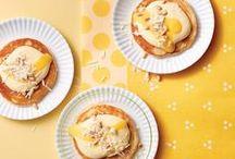 Vrolijk Pasen / Paaseieren zoeken, uitgebreid brunchen, gezellig samen zijn. Laat je inspireren voor een lekker lang paasweekend!