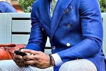 Trouser Collection for Navy Blazer / How to build a wardrobe around 1 jacket and several trousers